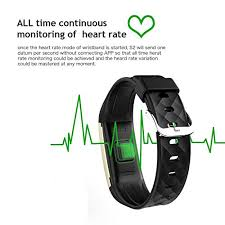 iphone sleep monitor bracelet images Fitness tracker bigfox smart watch heart rate monitor smart jpg