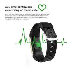 iphone sleep monitor bracelet images Fitness tracker bigfox smart watch heart rate monitor smart jpg