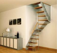 loft stairs for small spaces fine looking spiral staircase small