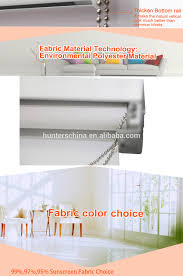 metal chain roller blinds window roller shade window roller blind