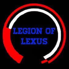 weird lexus logo legion of lexus gaming youtube