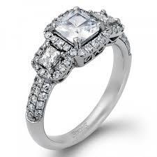 simon g engagement rings simon g mr1607 engagement ring