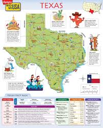 Map Of The State Of Texas Geography Books For Kids With Usa Puzzles Which Way Usa