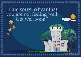 card for sick person new greeting for ill person greeting