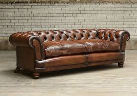 Chatsworth  Seater Leather Sofa Tetrad Furniture Village - 4 seat leather sofa