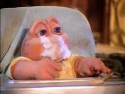 Baby Sinclair Meme - dinosaurs baby sinclair has too much sugar youtube