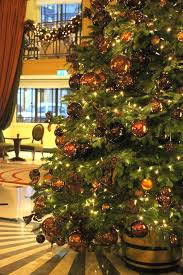 Christmas Decorations Online London by London Christmas Tree Tour Of 2014 Let Me Tell You About A Hotel