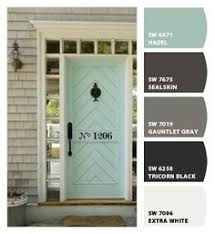 what color to go with for the front door and shutters maybe a