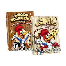 the woody woodpecker woody woodpecker and friends classic cartoon collection vol 1 u0026 2