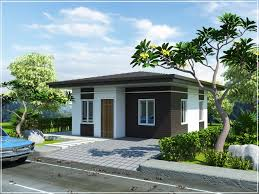 small bungalow house plans unique three bedroom house plans philippines house plan