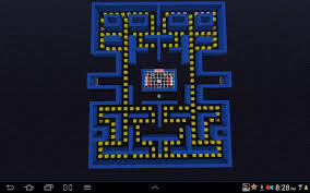 Minecraft Pe Maps Ios Pac Man Minigame Multiplayer And Single Player 1500 Downloads