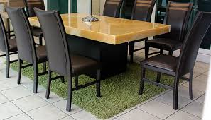Stone Dining Room Table - dining