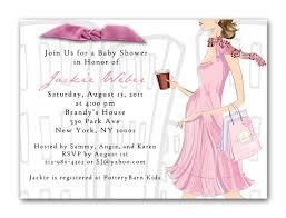 baby shower invitation template gangcraftnet samples of written