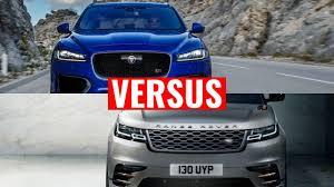 land rover velar custom jaguar f pace vs range rover velar twitter tech news