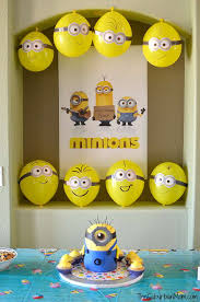 minions birthday party ideas minion birthday party ideas