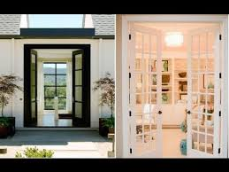 French Doors French Doors Dining Room YouTube - Dining room with french doors
