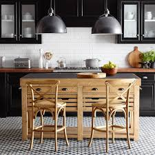 freestanding kitchen island freestanding kitchen islands and carts the inspired room