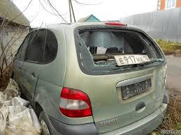 renault scenic 2002 битый автомобиль renault scenic 2002 в саранске