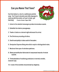 save for our christmas party name that tune christmas carols
