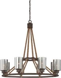 Dining Lights Savoy House Forum 6 Light Foyer In Gold Dust Property Brothers