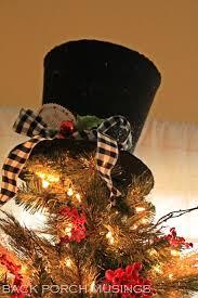 best 25 snowman tree topper ideas on tree