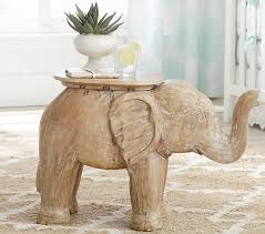 Elephant Side Table Elephant Side Table
