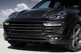 Porsche Cayenne Body Kit - all new aerodynamic body kit for porsche cayenne 958 2015 model