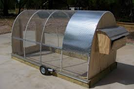 Free A Frame House Plans by Easy To Build Mobile Chicken Coop With Chicken Coop Plans Free A
