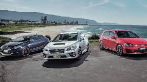 renault kid sports car comparison subaru wrx v volkswagen golf gti