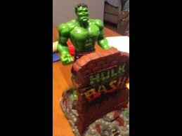 hulk smash clock coin automatic wall bash toy youtube
