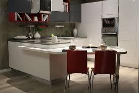 cuisine amenagee pour la cuisine équipée et aménagée pour un intérieur raffiné m b