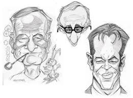sketches and scribbles by jim mcdermott caricature sketches of