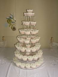 cupcake and cake stand 7 tier 5mm thick acrylic wedding party favour cupcake cake stand