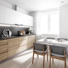 Kitchen In Small Space Design Amazing Modern Apartment Design Collections