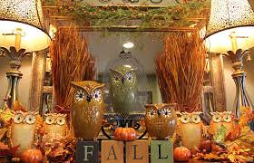 Captivating Crafts For Fall Decorations Ideas Applied In Family