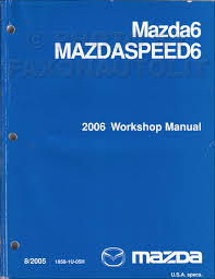 2006 Mazda 6 Owners Manual Images Reverse Search