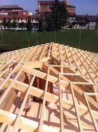 tetto padiglione foto costruzione di un tetto a padiglione di edil trovato 109149