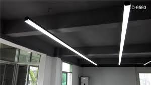 linear led sign lighting led linear light advantage bengi
