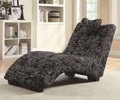 Black Chaise Lounge Black Fabric Chaise Lounge A Sofa Furniture Outlet Los