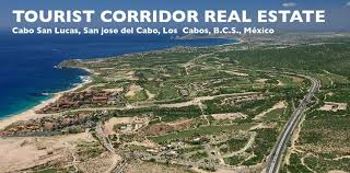 Map Of Cabo Mexico by Tourist Corridor Real Estate Developments Los Cabos Guide