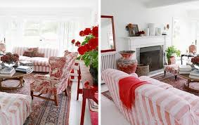 45 inspiring red and white living room designs redesign report