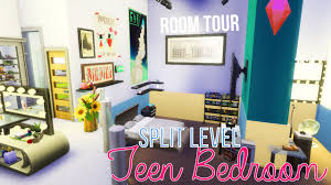 Teen Rooms by The Sims 4 My Dream Teen Bedroom No Cc Youtube