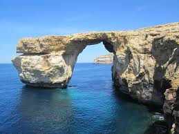 Azure Window by Azure Window Gozo Valletta Malta