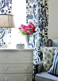 Pink And Navy Curtains Navy Floral Curtains 100 Images Innovative Blue And White