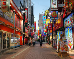 japan red light district tokyo kabukicho shinjuku nightlife district tokyo red light district