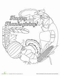 thanksgiving mandala worksheet education