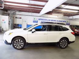 subaru station wagon interior 2016 used subaru outback outback limited wagon awd at automotive