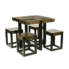 rustic square dining table small square dining table and chairs zhangyang site