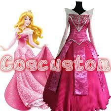 aliexpress buy coscustom quality princess aurora dress