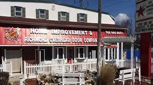 Overhead Door Richmond Indiana Richmond S Complete Home Improvement And Overhead Door Co